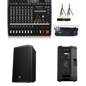 Dj Sound Equipment Package