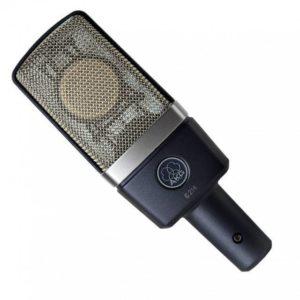 Akg 214 Studio Microphone