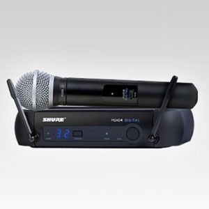 Sure SM 58 Wireless Mic
